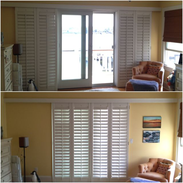 plantation shutters sliding glass doors cost door for lowes reviews