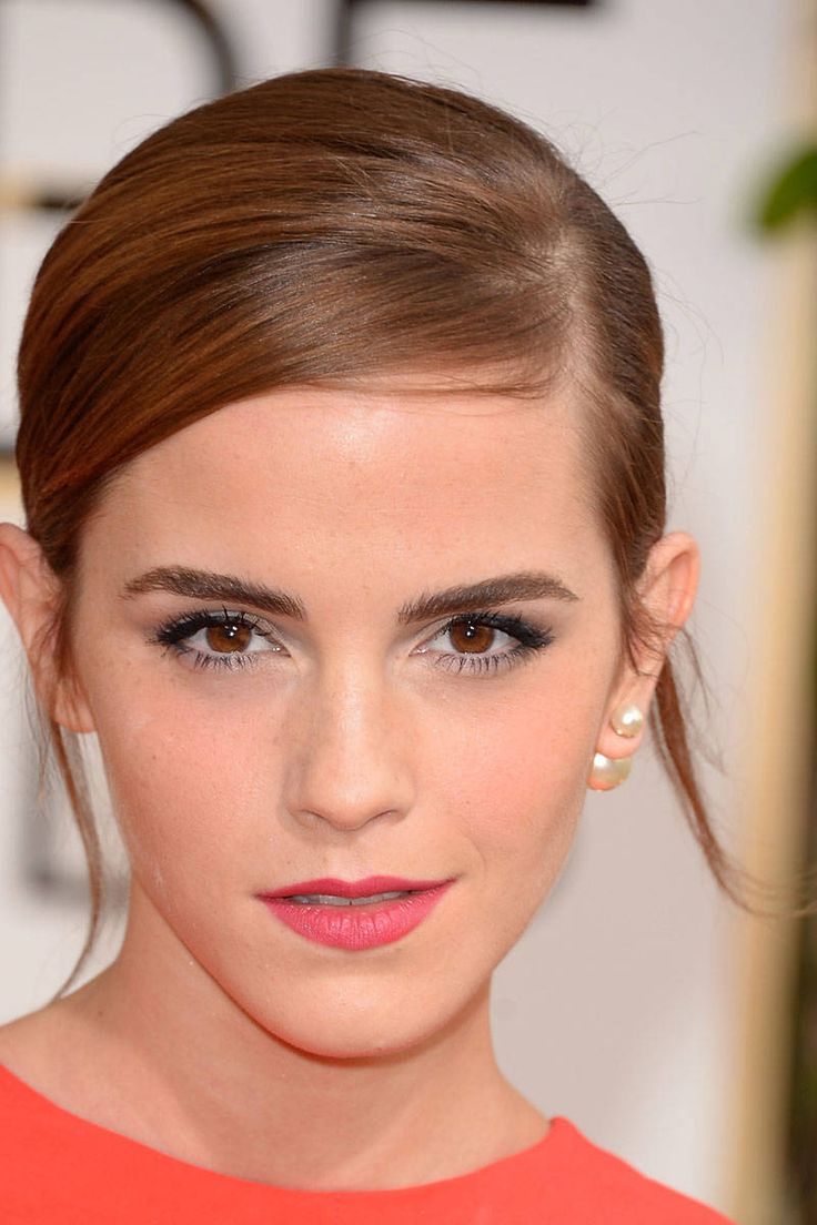 Best Accessories from the 2014 Golden Globes: Emma Watson's Dior earring