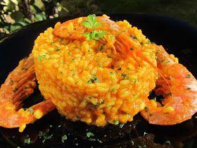 arroz con gambones