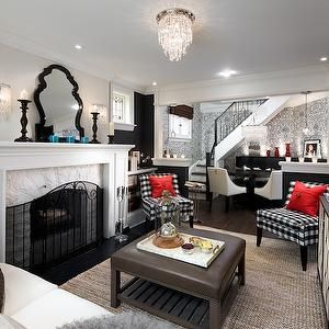 Candice Olson - living rooms -