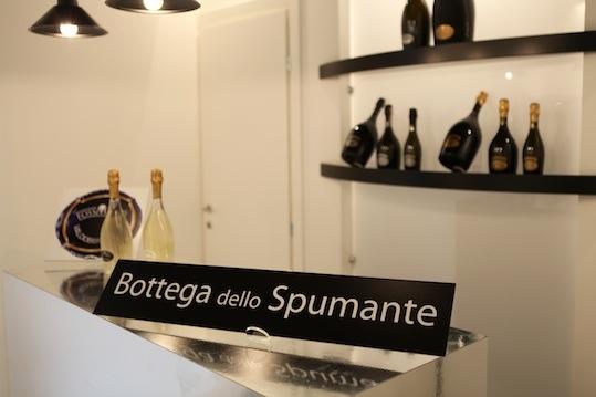 Bottega dello Spumante Foss Marai - Strada di Guia 109 - Guia di Valdobbiadene (TV) Italy
