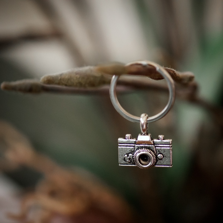 camera keychain! Adorable, I would love this!