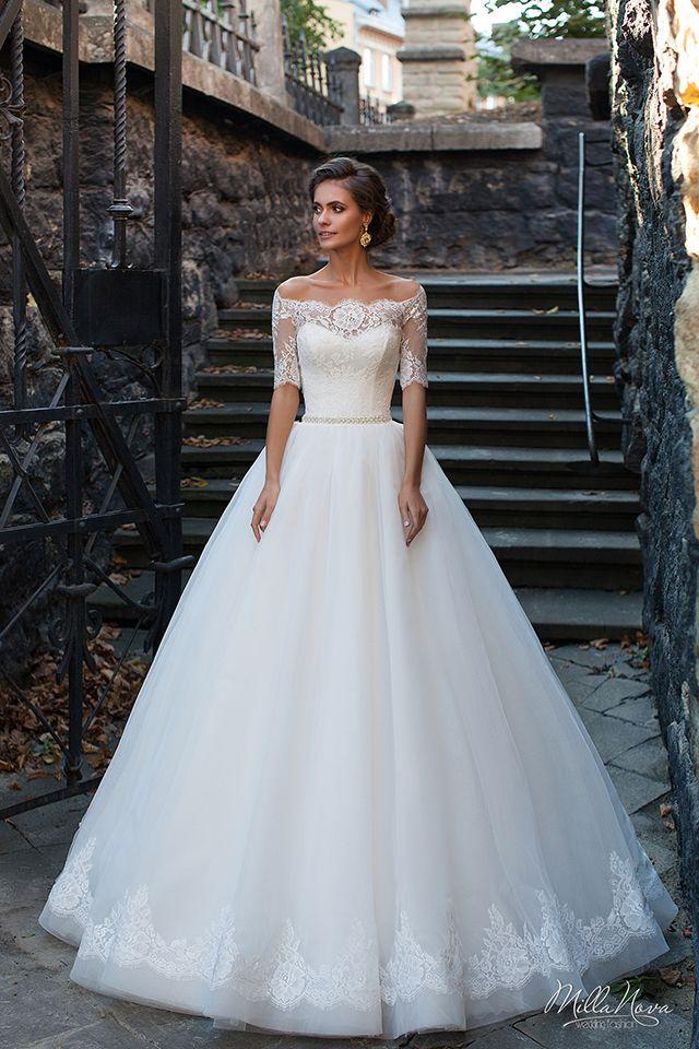 Milla Nova Dalila, $899 Size: 10   New (Un-Altered) Wedding Dresses