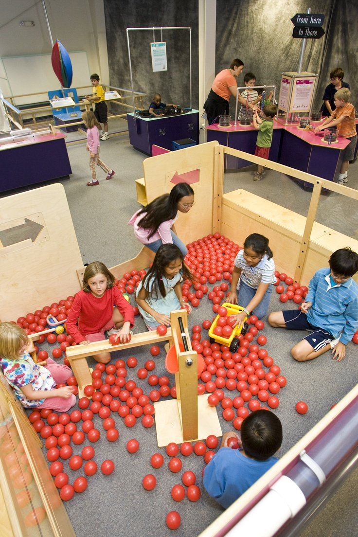 Science Traveling Museum Exhibit Rentals - Sciencenter, Ithaca, NY