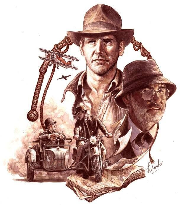 Indiana Jones en illustrations! - Page 18