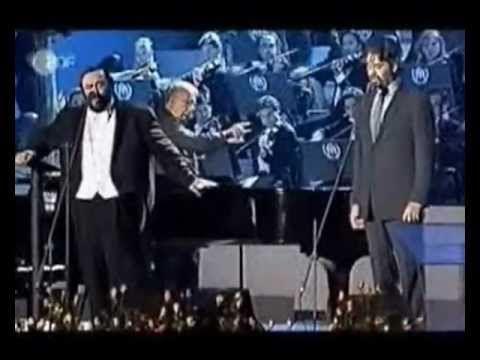 "Andrea Bocelli - ""My Way"""