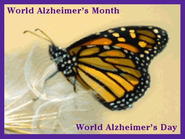 Help Bring Awareness To Alzheimer's Disease: World Alzheimer's Month and Alzheimer's Day