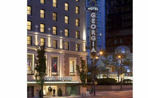 Vancouver Luxury Hotels | Rosewood Hotel Georgia | Hotels in Downtown Vancouver