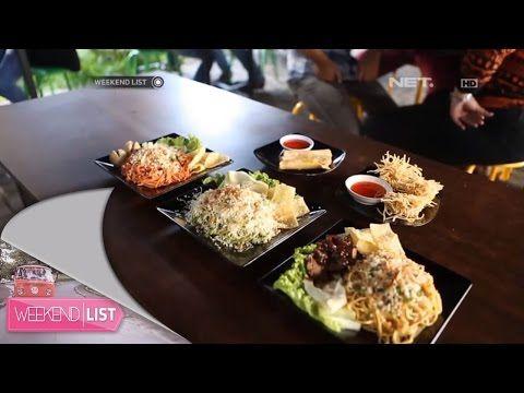Weekend List Goes To Malang - Kuliner Street Food, Batu Malang - YouTube
