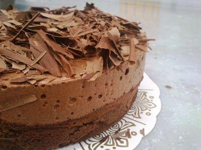 Gâteau Marcel - Chokolade-elskerens gudekage
