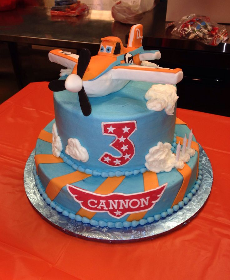 Planes birthday party