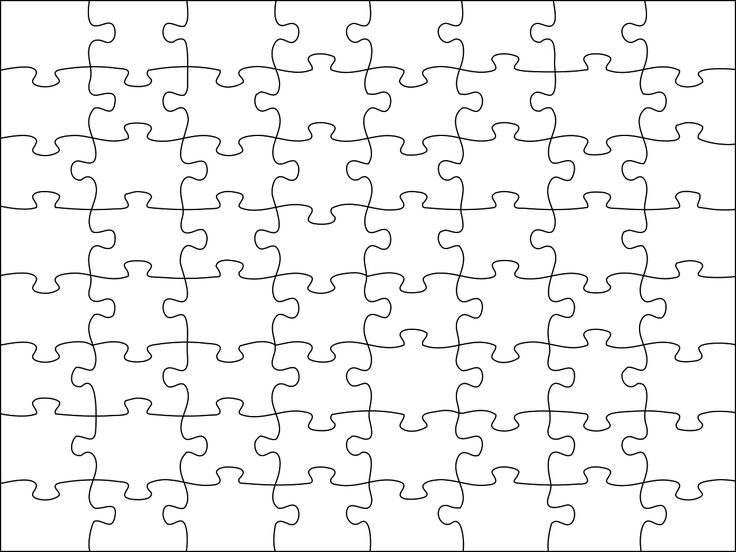 File Jigsaw Puzzle Svg With Images Puzzle Piece Crafts Puzzle