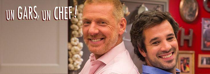 Un Gars, un Chef ! | #RTBF (Radio Télévision Belge Francophone)