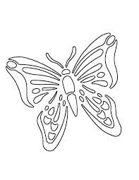 butterfly stencil - Google Search