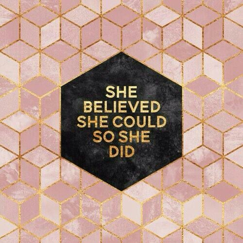 SHE DID | TheyAllHateUs