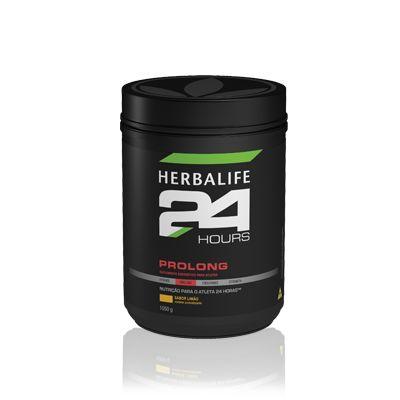 Herbalife24 Hours Prolong  Suplemento energético para atletas - energia extra durante o treino.  Recomendado tanto para atletas de resistência quanto para atletas de força.  Proteção durante longo tempo de atividade física. Redução do desgaste muscular. Ajuda a manter a função muscular.