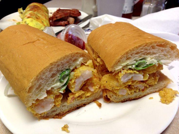 New Orleans Breakfast Food Called Debris