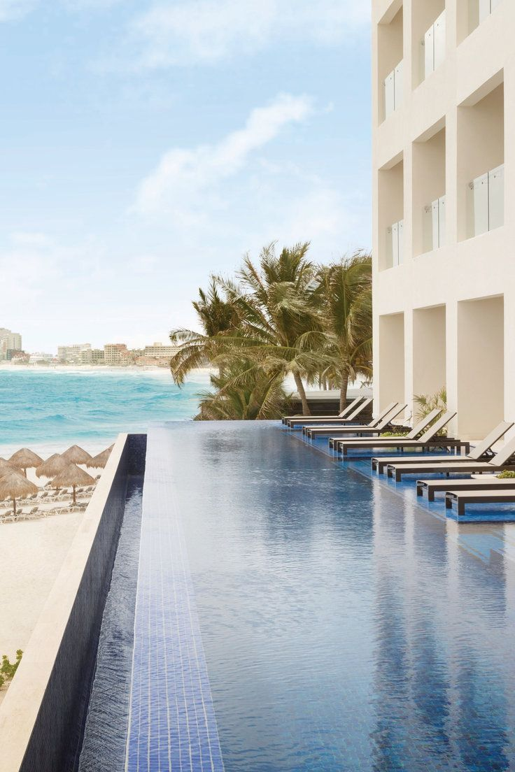 7 Best All-Inclusive Resorts in Cancun - Mexico's hottest resort town is a dizzying mix of vibrant restaurants, heady nightlife, dreamy white sands, and sprawling hotel complexes. How best to avoid sticker shock? By staying at one of the 7 best all-inclusive resorts in Cancun.