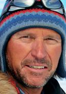 Ed Viesturs, portrayed by Clive Standen in the 2015 Mount Everest movie. See more pics here: http://www.historyvshollywood.com/reelfaces/everest/