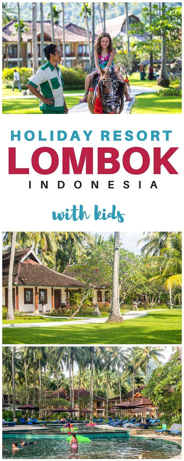 Lombok Indonesia | Lombok Senggigi | Lombok Hotel | Lombok Accommodation | Lombok Resort | Lombok with Kids | Lombok Holiday Resort