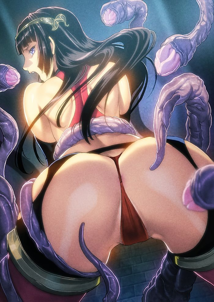 anime tentacle sex videos lactating bondage porn