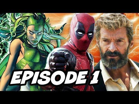 Marvel The Gifted Episode 1 - Powers and Abilities Scene Breakdown - YouTube