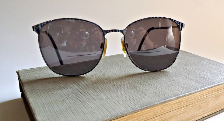 Vintage 1980's Sutton Tortoise Frames Eyeglasses Eyewear Women's by treasurecoveally on Etsy