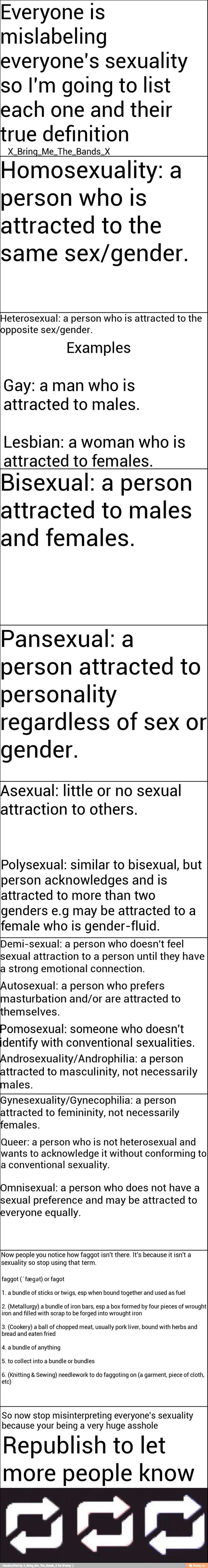 "Honesty tho ppl always say mean things about being ""gay"" like its an insult , lets change that"