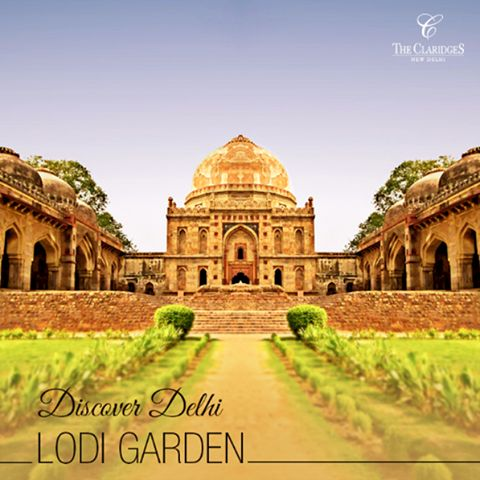 Located in the heart of Lutyens' ‪#‎Delhi‬, our guests enjoy the benefit of getting to explore the city. Opt for a relaxing walk in the lush ‪#‎LodiGardens‬ instead of going to the gym! ‪#‎DiscoverDelhi‬