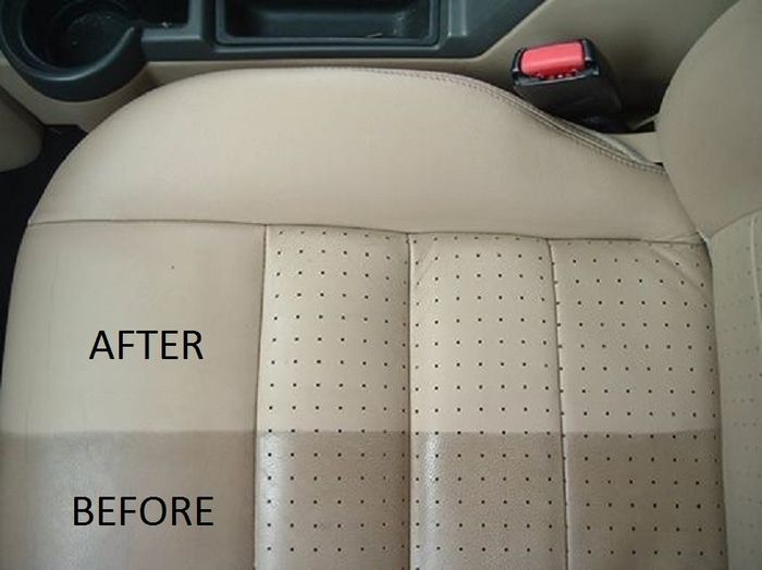 Www Aaaautospa Go Too Cleaning Leather Car Seats
