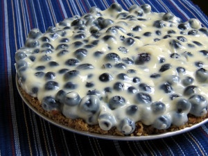 with lemon cream blueberry ice cream blueberry ice cream blueberry ...