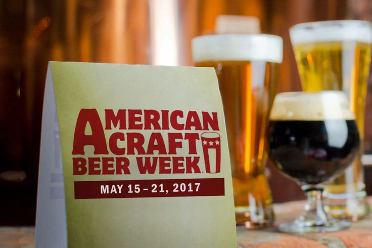 Coming soon: American Craft Beer Week! Plan to celebrate this uniquely American and part of our culture. ow.ly/nAGW30a4uDV