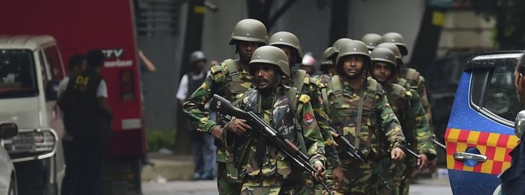 Bangladesch: Geiselnahme in Dhaka beendet - 20Zivilisten tot