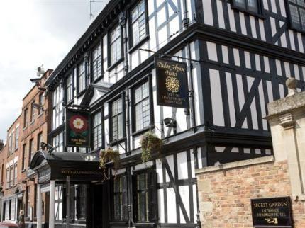Tudor House Hotel, Tewkesbury, Gloucestershire