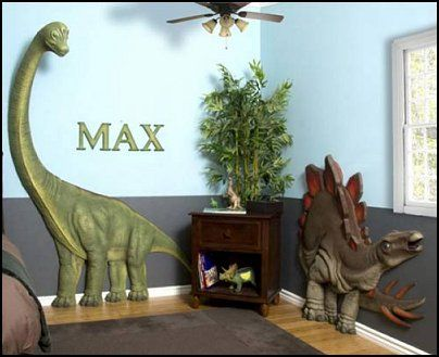 24 best Dinosaur Room Ideas images on Pinterest Dinosaur bedroom - dinosaur bedroom ideas