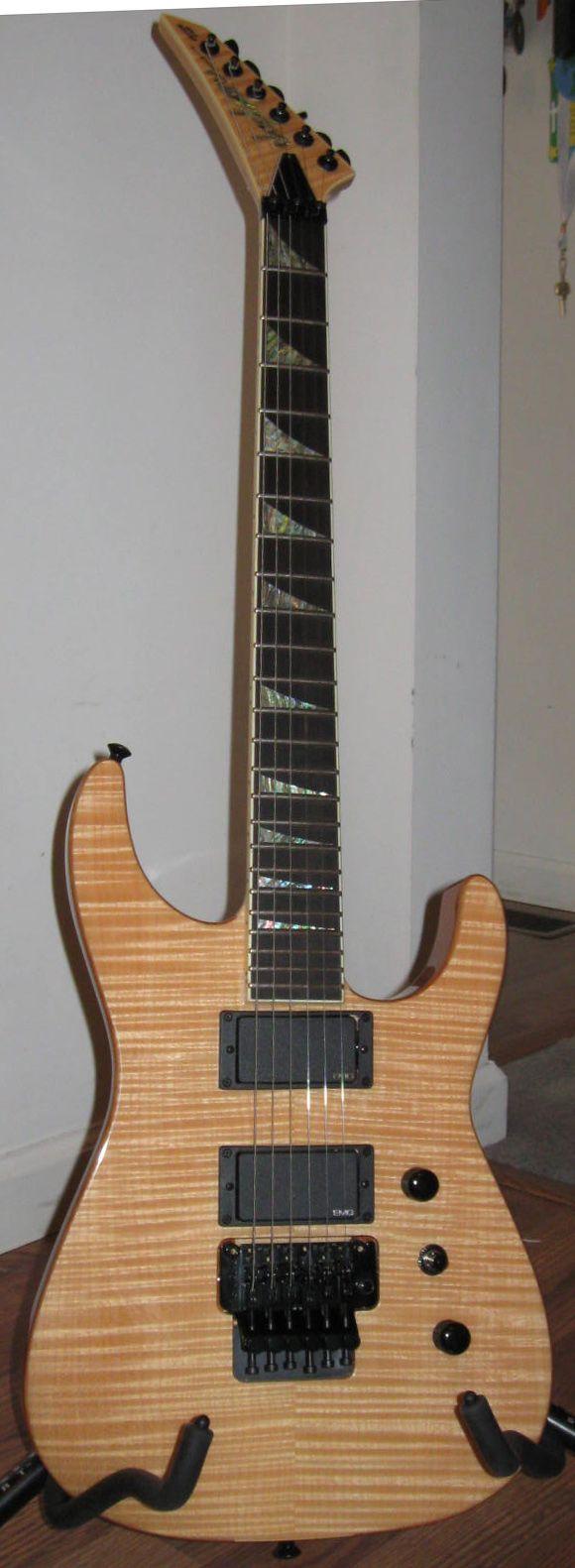 Jackson Custom Shop 5A Flame Natural & 35 best Slicku0027s Guitars - Jackson Guitars images on Pinterest ... islam-shia.org