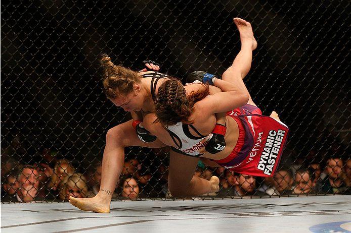UFC® 168 Weidman vs Silva II Event Gallery | UFC ® - Media
