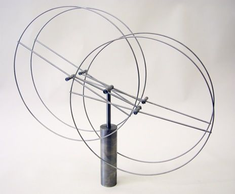 One of Anne Lilly's mesmerizing kinetic pieces