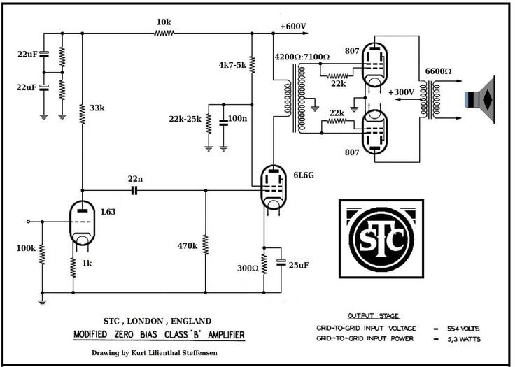 14 Best Tube Circuits Images On Pinterest