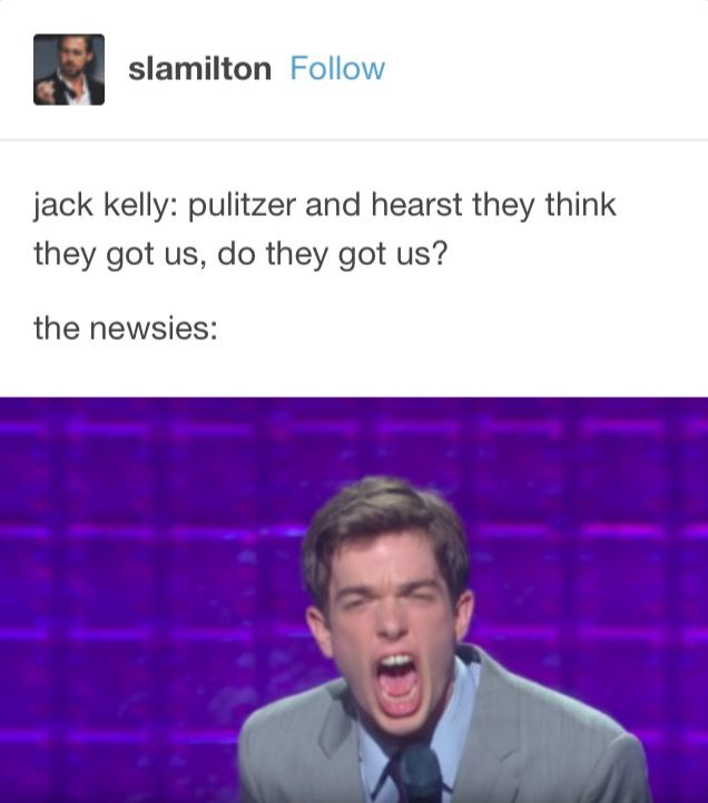 Haha, they put John Mulaney on here which makes it even better.