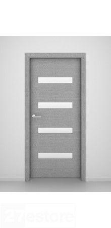 15 best grey oak doors images on pinterest for Glass office doors interior