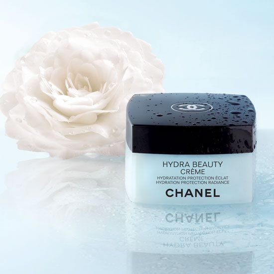 Chanel Hydra Beauty Cream-keeps my face hydrated even on super dry days