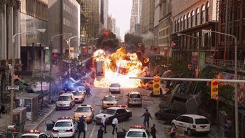 Battle of New York -The  Incident.Cinematic Universe Wiki | Fandom powered by Wikia