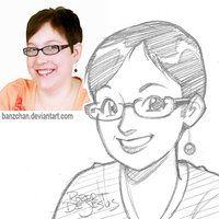 Wendy Sketch by Banzchan