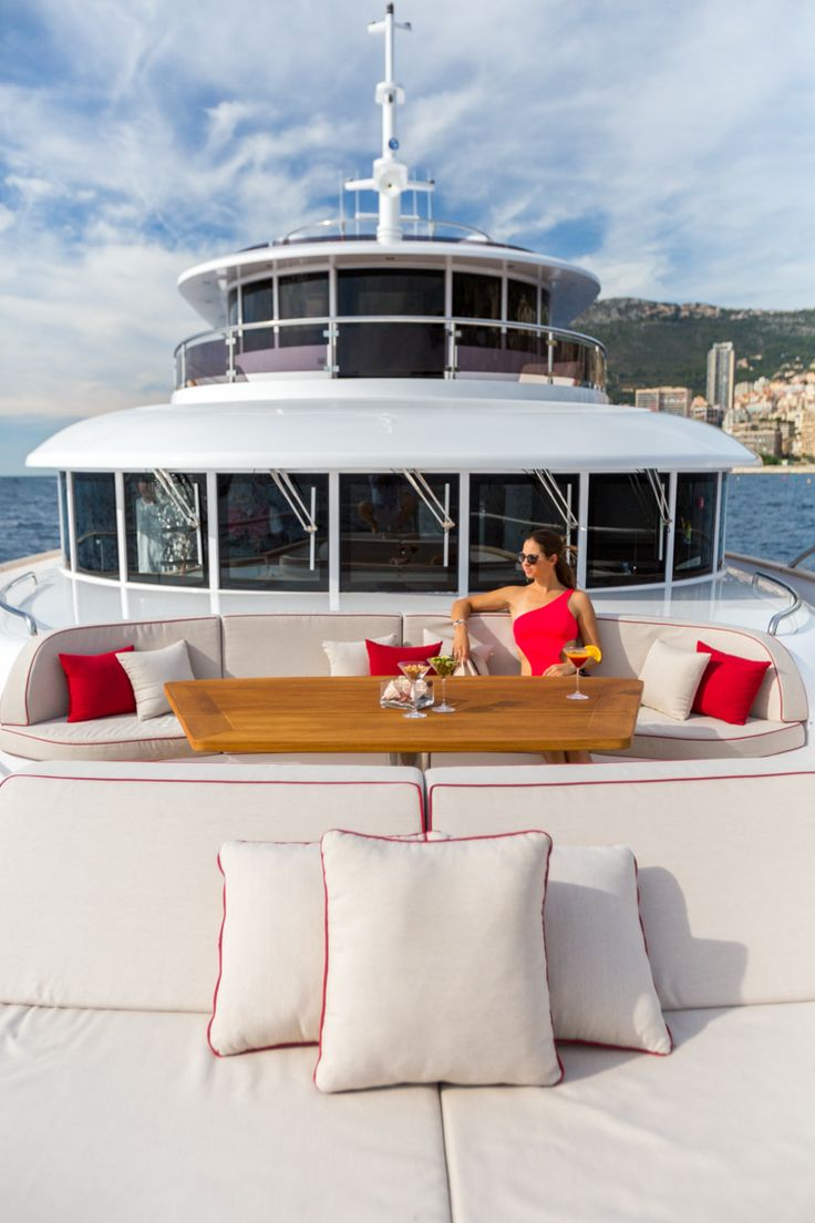 Life on board Filippetti Navetta 30