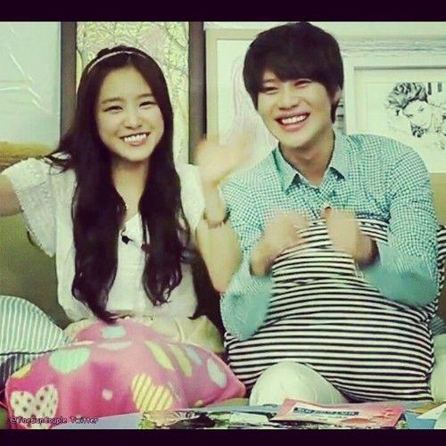 We Got Married! Taemin ♥ Naeun