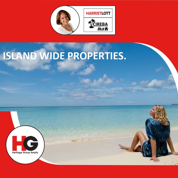 Island wide properties.  Find out more about our listings.  #HarrietLott; #CaymanIslands; #realestate #firsthome
