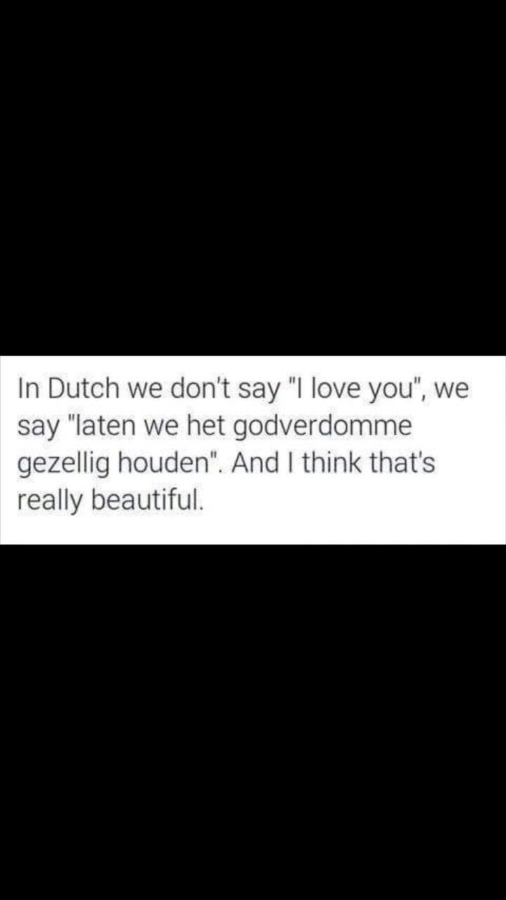 Love you uhuh