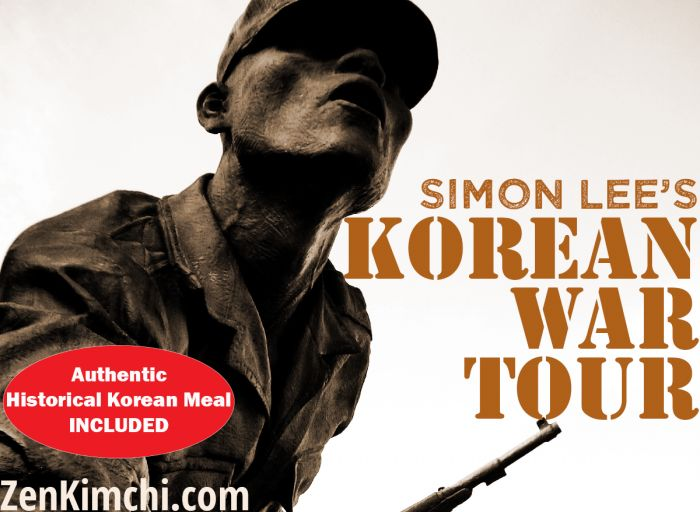 Simon Lee's Korean War Tour