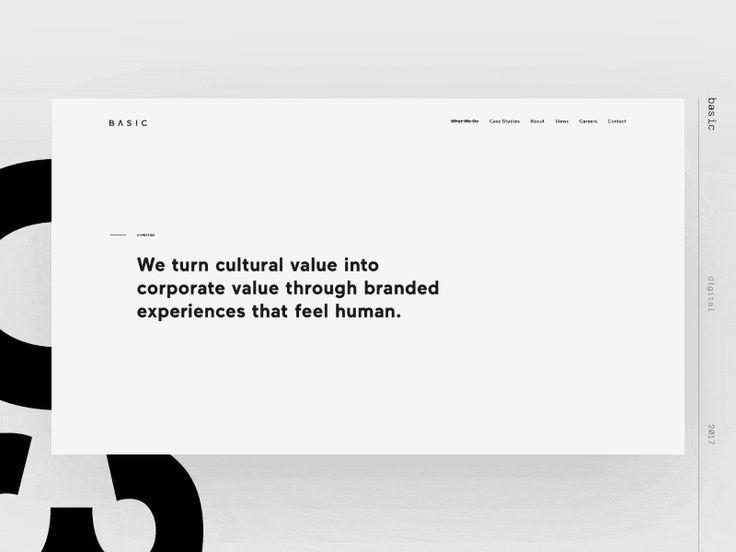 Landing Page Inspiration — April 2017 – Collect UI Design, UI / UX Inspiration Blog – Medium